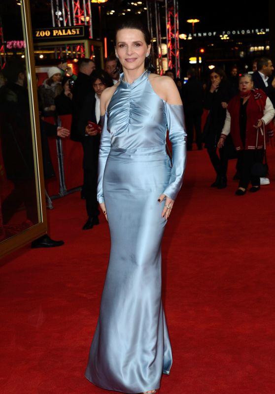 "Juliette Binoche - ""Who You Think I Am"" Premiere at Berlinale 2019"