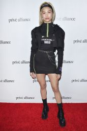 Justine Mae Biticon – Prive Alliance LA's Fashion Presentation in LA 02/26/2019
