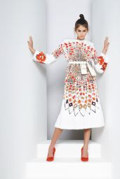 Kaia Gerber - Karl Lagerfeld Photoshoot for FENDI Ad Campaign Spring/Summer 2019