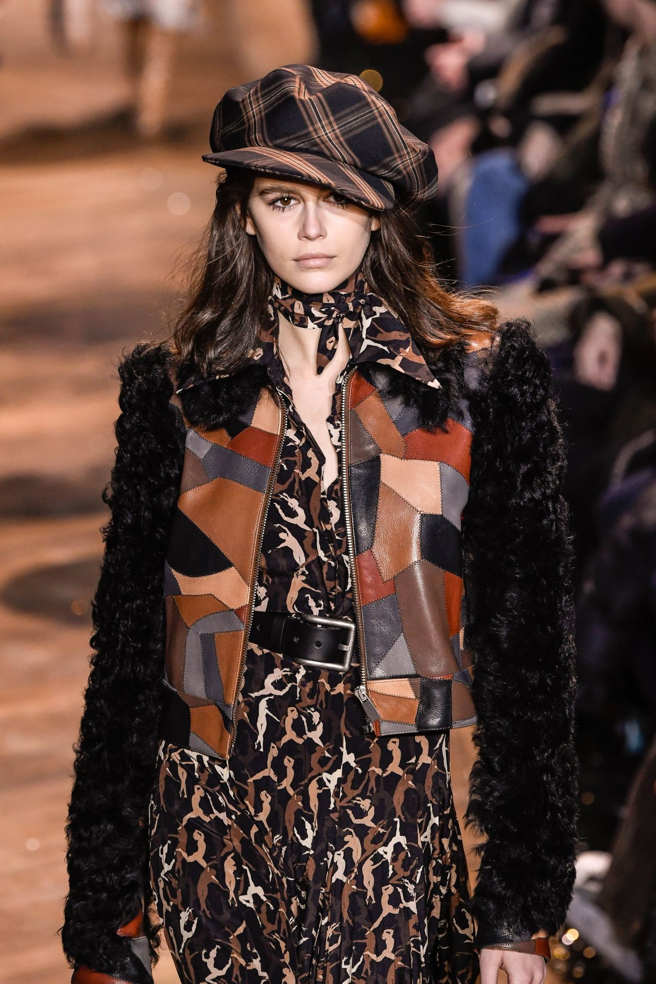 Kaia Gerber Walks Michael Kors Fashion Show in New York 02 ...