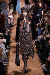 Kaia Gerber Walks Michael Kors Fashion Show in New York 02/13/2019