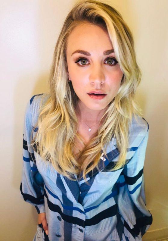 Kaley Cuoco - Personal Pics 02/01/2019
