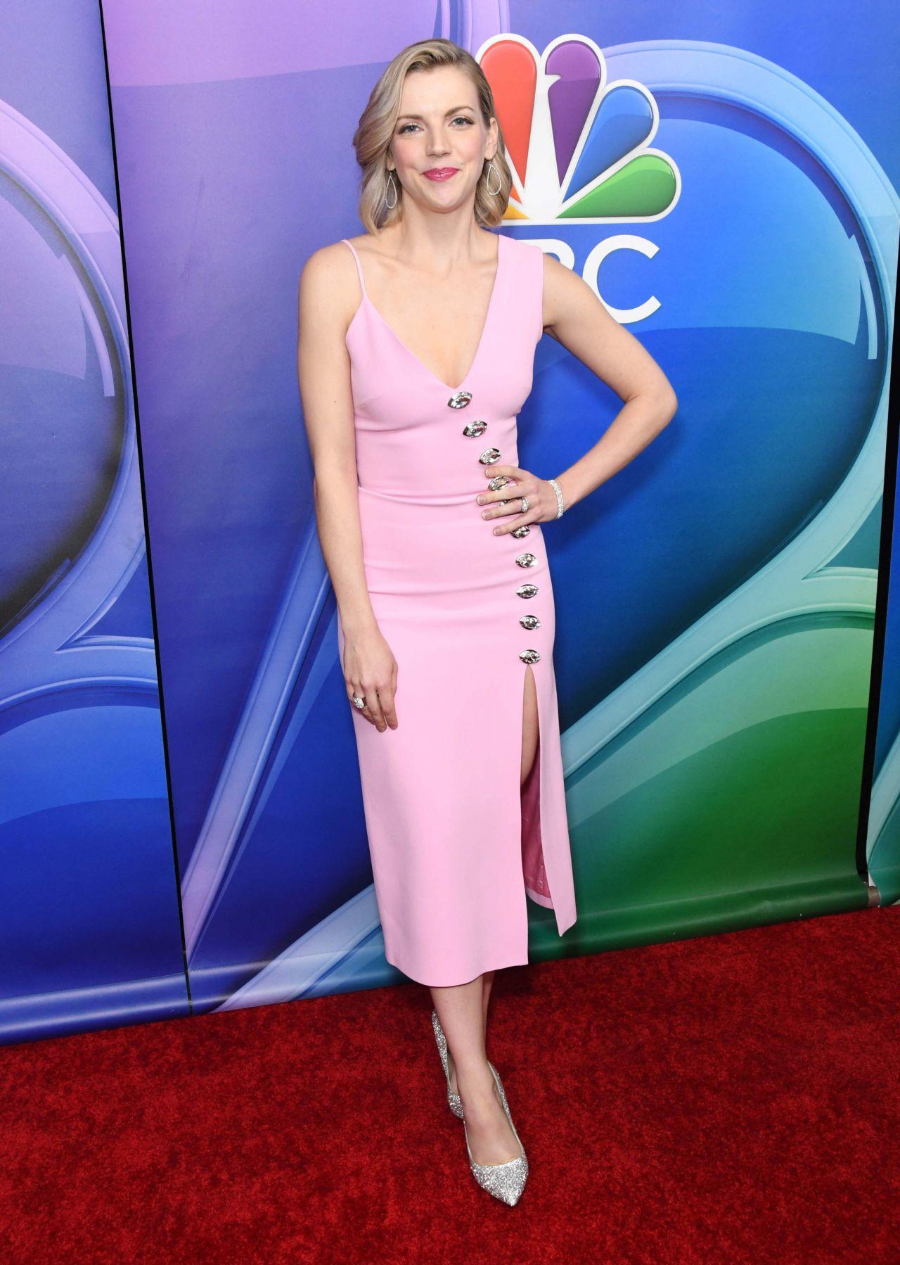 Kara Killmer - 2019 NBC LA Midseason Press Day • CelebMafia