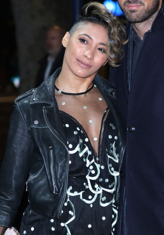 Karen Clifton Rip It Up The S Press Night In London Thumbnail