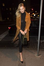 Karlie Kloss Night Out Style 02/05/2019