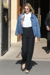 Karlie Kloss - Out in Paris 02/26/2019