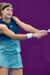 Karolina Muchova – Qualifying for 2019 WTA Qatar Open in Doha 02/10/2019