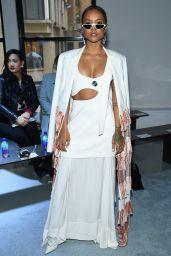 Karrueche Tran – 3.1 Phillp Lim Show, New York Fashion Week 02/11/2019