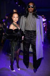 Karrueche Tran - Christian Cowan Fashion Show in NYC 02/12/2019