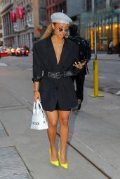 Karrueche Tran Street Fashion - New York City 02/16/2019