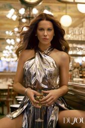 Kate Beckinsale - Dujour Spring 2019