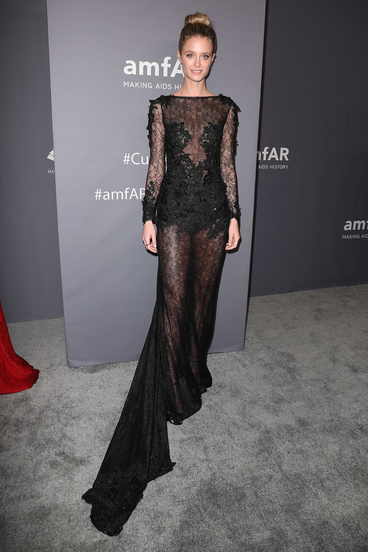kate bock � 2019 amfar gala in new york