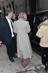 Kate Hudson - Arrives at Michael Kors Fashion Show in NY 02/13/2019