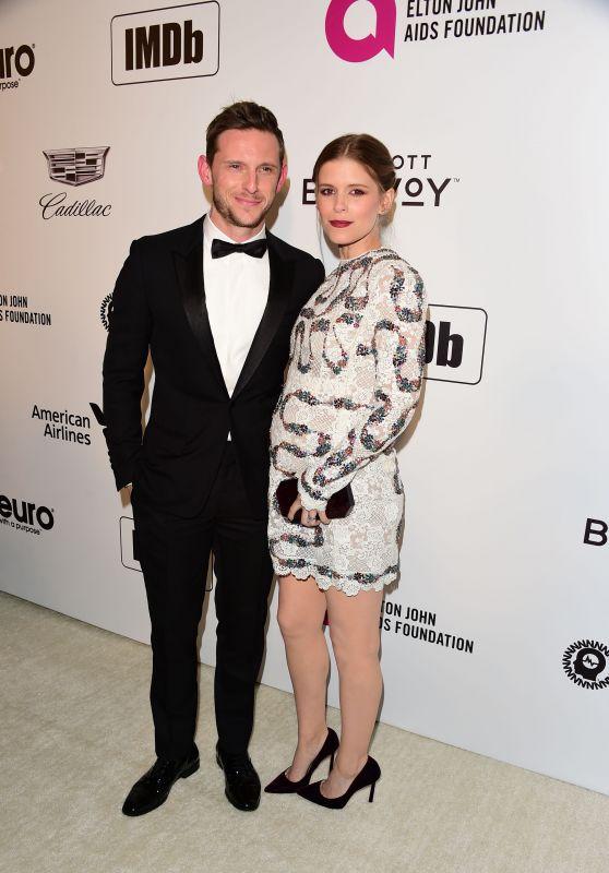 Kate Mara – 2019 Elton John's Oscars Viewing Party