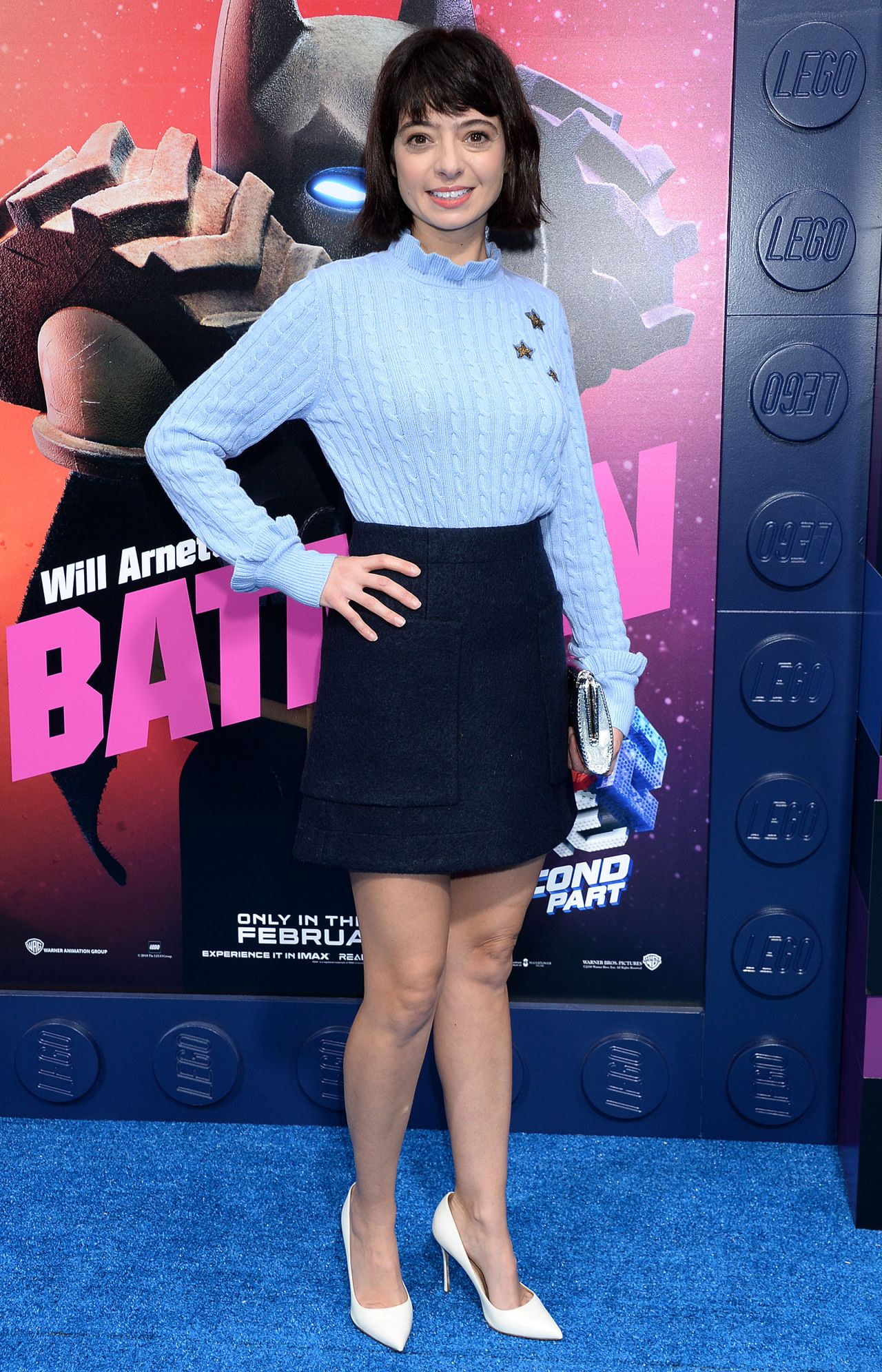 Kate Micucci The Lego Movie 2 The Second Part