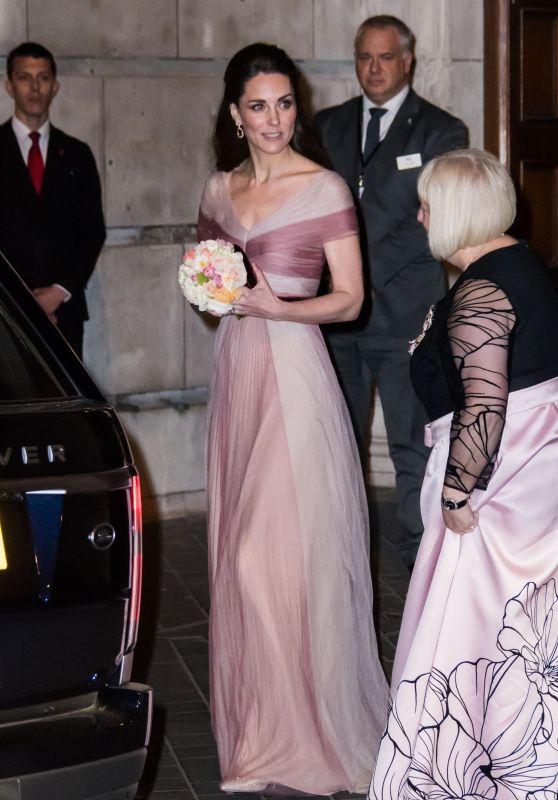 Kate Middleton - 100 Women in Finance Gala in London 02/13/2019