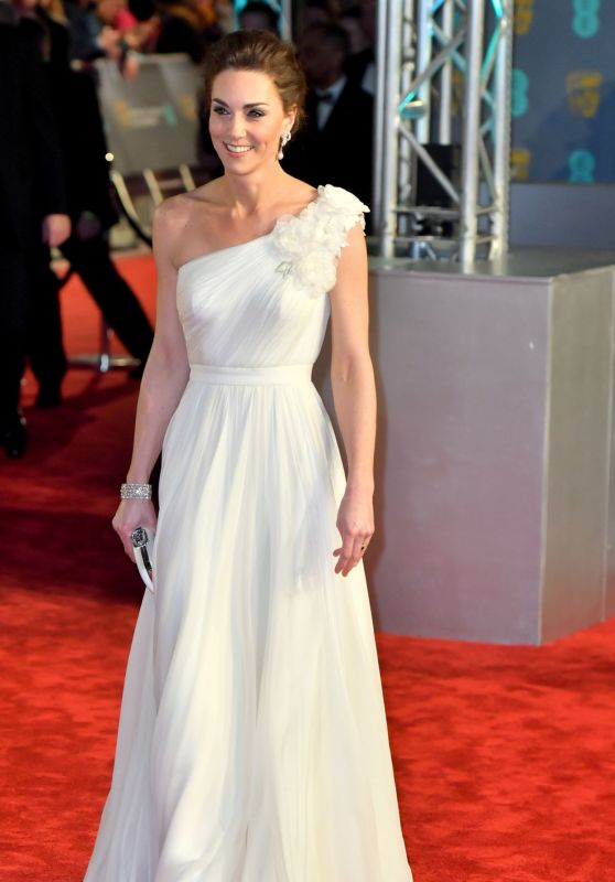 Kate Middleton – BAFTA 2019