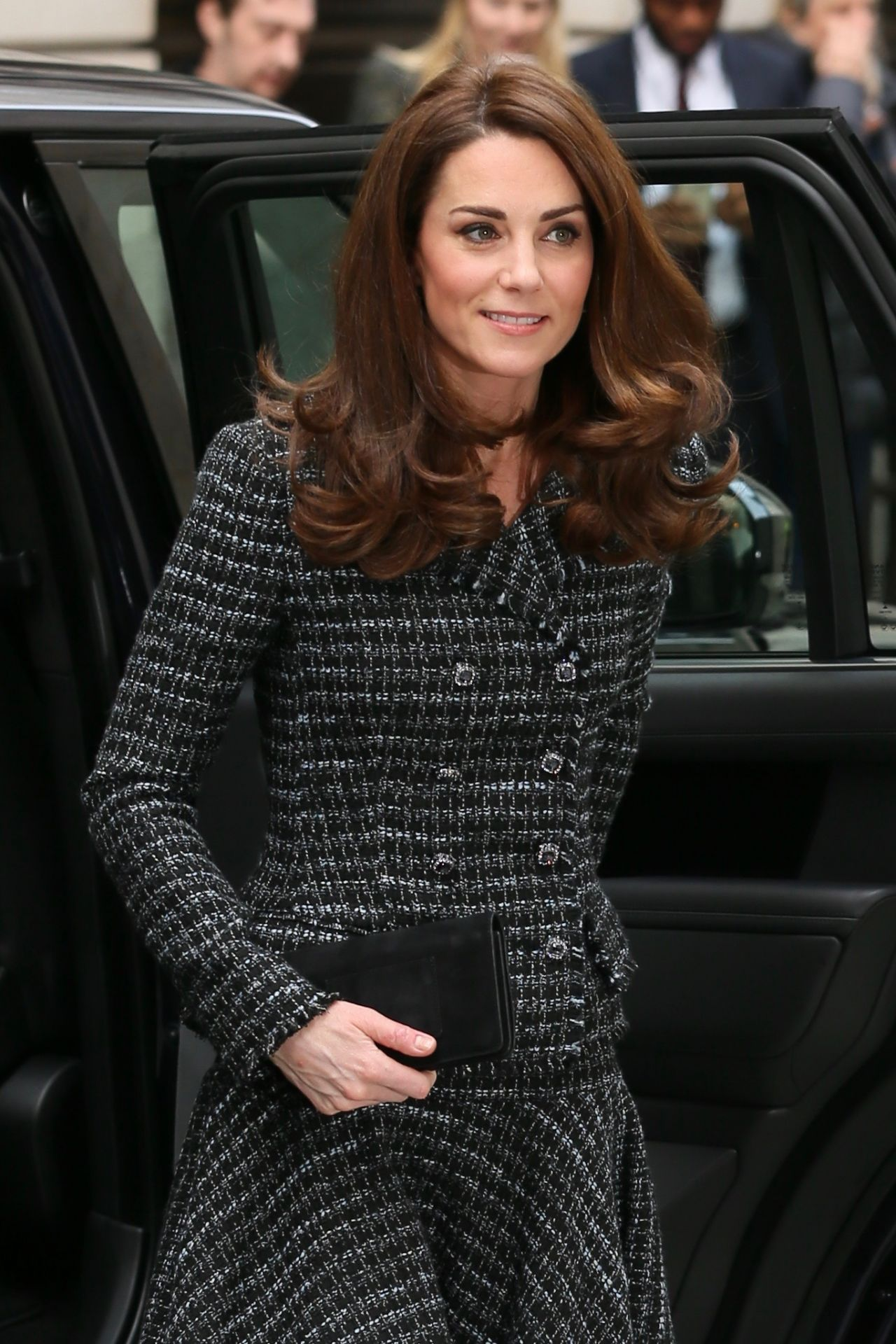 Kate Middleton Mental Health In Education Conference In