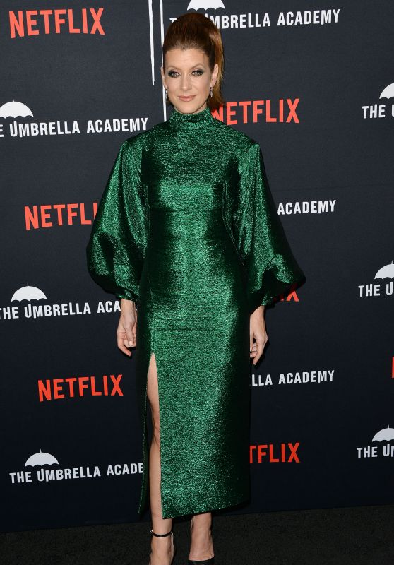 """Kate Walsh - """"The Umbrella Academy"""" Premiere in Hollywood"""