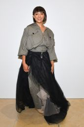 Katerina Graham – Rochas Fashion Show in Paris 02/27/2019