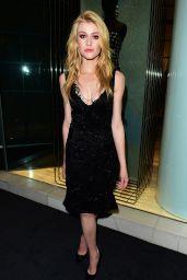 Katherine McNamara - Giorgio Armani Pre Oscar Party in Los Angeles 02/23/2019