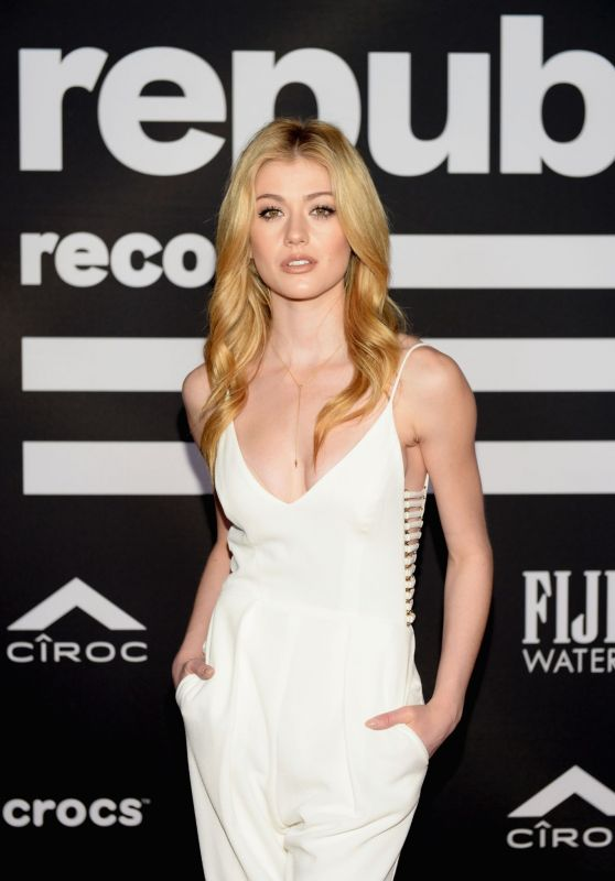 Katherine McNamara – Republic Grammys After Party 02/10/2019