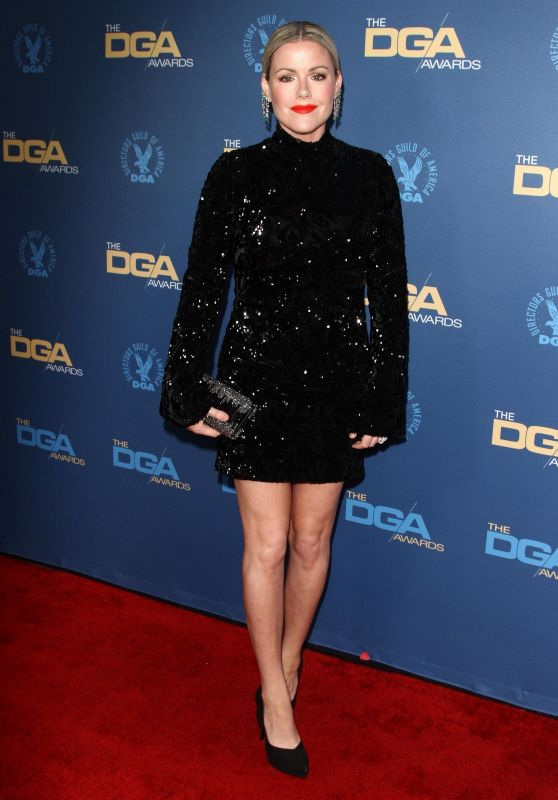 Kathleen Robertson - 2019 Directors Guild of America Awards