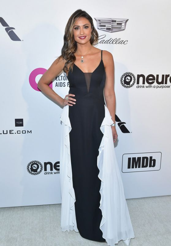Katie Cleary – 2019 Elton John's Oscars Viewing Party