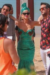 "Katy Perry - ""America Idol"" Promo Photos in Honolulu 01/29/2019"