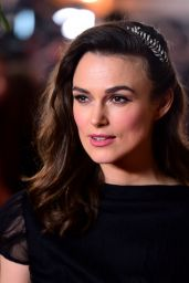 "Keira Knightley - ""The Aftermath"" World Premiere in London"