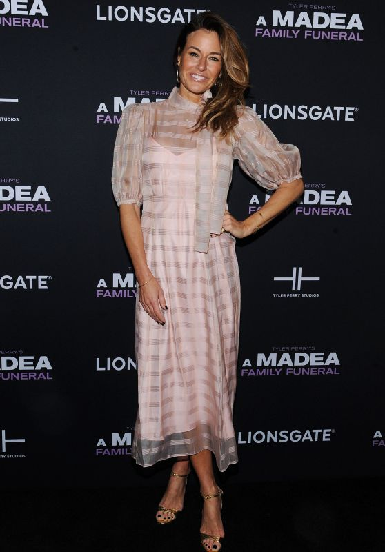 """Kelly Bensimon - """"A Madea Family Funeral"""" Screening in NYC"""