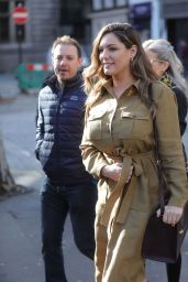 Kelly Brook Casual Style 02/19/2019