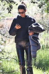 Kendall Jenner - Heads to Church in Los Angeles 02/24/2019