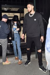 Kendall Jenner - Madison Square Gardens in NYC 02/13/2019