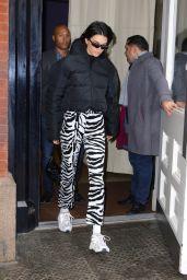 Kendall Jenner Street Style 02/11/2019