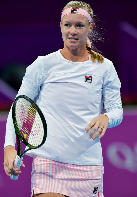 Kiki Bertens – 2019 WTA Qatar Open in Doha 02/13/2019