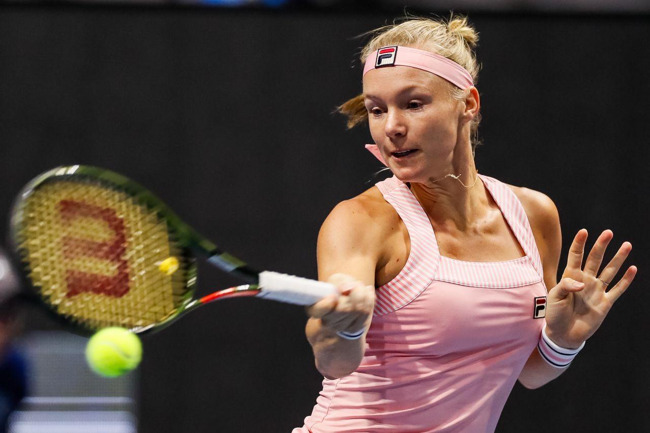 Kiki Bertens – WTA St. Petersburg Ladies Trophy 02/01/2019  |Kiki Bertens