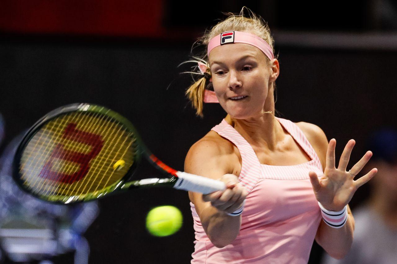 Kiki Bertens uitgeschakeld in achtste finale Australian ...  |Kiki Bertens
