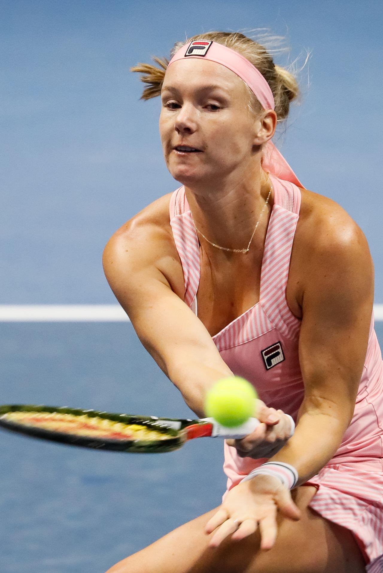 Kiki Bertens is excited to play in WTA Finals - Thewinin  |Kiki Bertens
