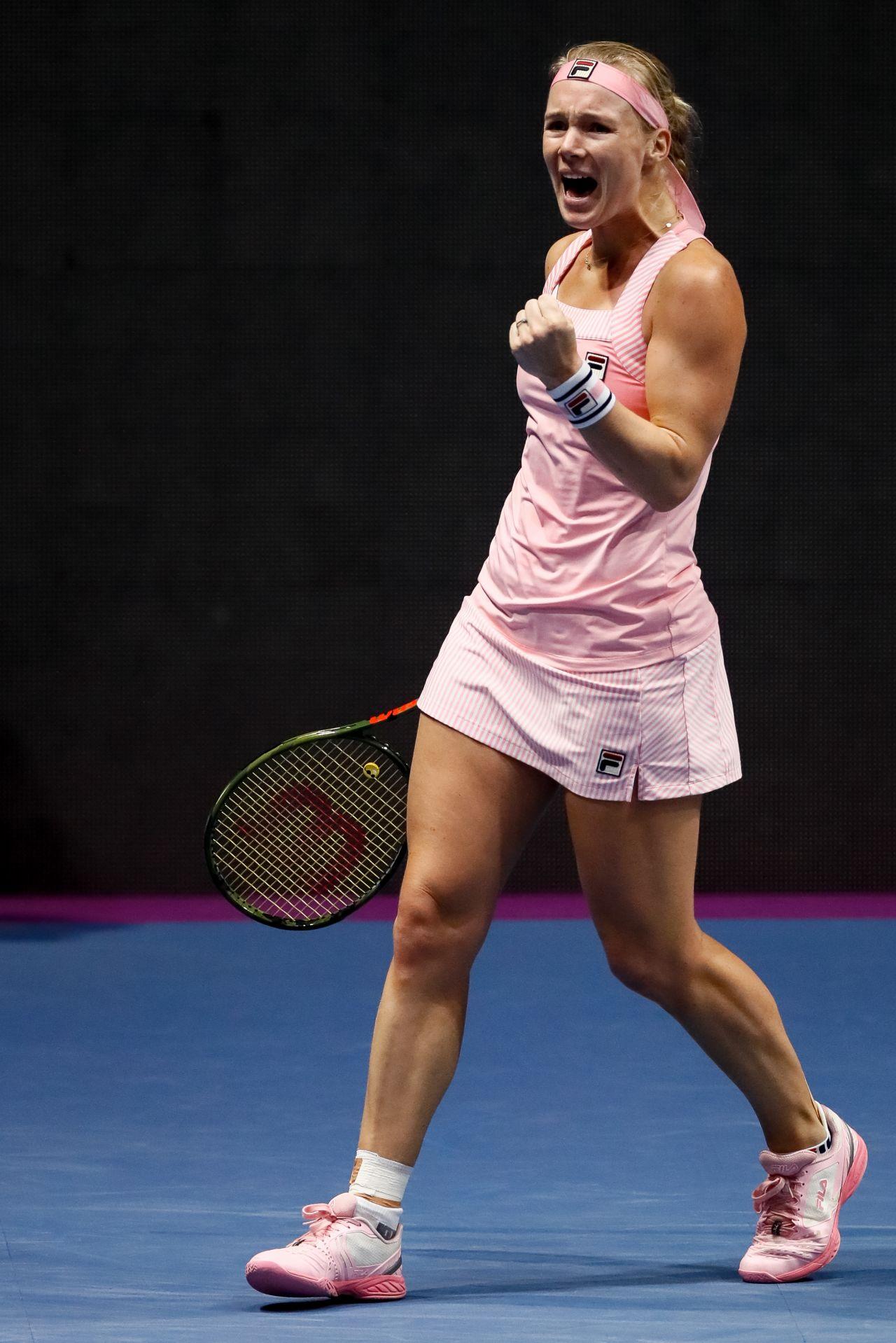 Five Roland Garros contenders: Kiki Bertens primed to make ...  |Kiki Bertens