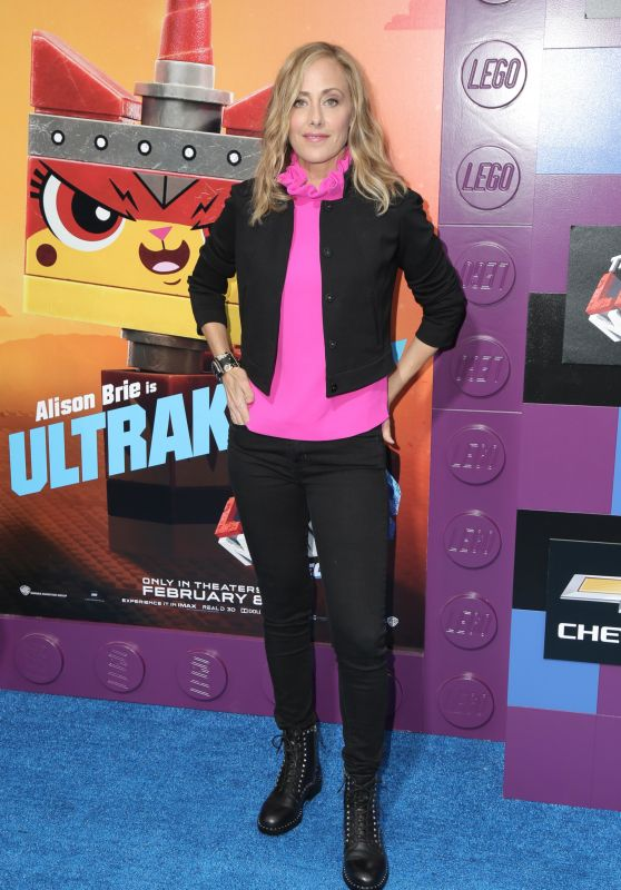"Kim Raver – ""The Lego Movie 2: The Second Part"" Premiere in London"