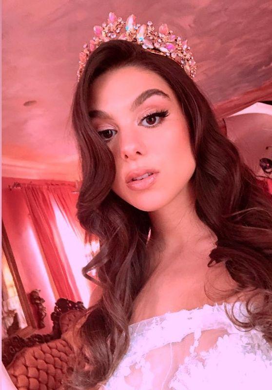 Kira Kosarin - Personal Pics 02/04/2019