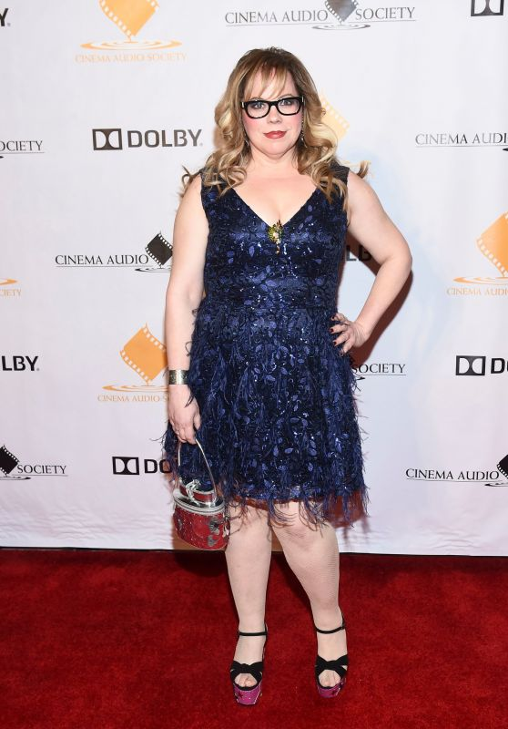 Kirsten Vangsness – 2019 CAS Awards