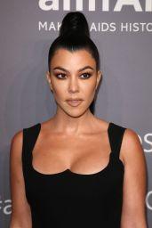 kourtney kardashian  2019 amfar gala in new york