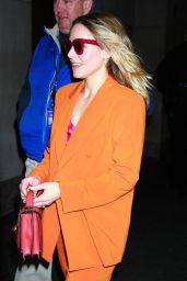 Kristen Bell at Today Show in NYC 02/25/2019