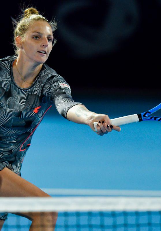 Kristyna Pliskova – 2019 WTA Qatar Open in Doha 02/13/2019