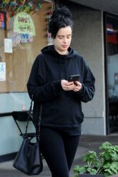 Krysten Ritter - Outside a Pilates Class in Hollywood 02/26/2019