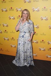 """Kylie Minogue - """"9 to 5 The Musical"""" Gala Evening in London 02/17/2019"""