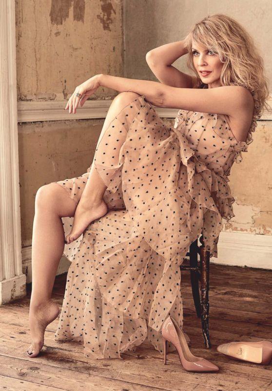 Kylie Minogue - Marie Claire Australia March 2019