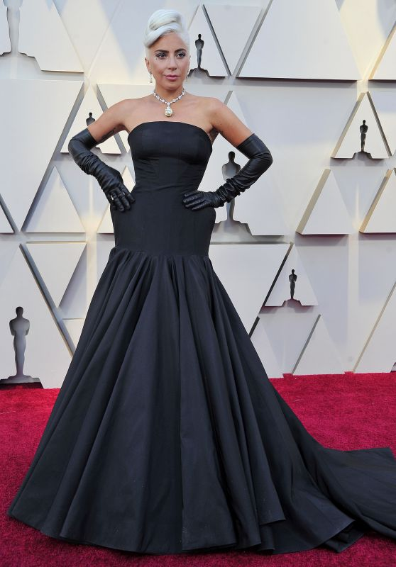 Lady Gaga – Oscars 2019 Red Carpet